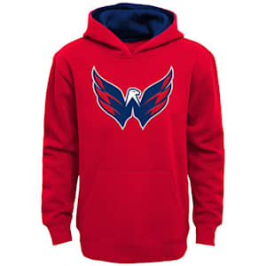 Adidas Prime Pullover Hoody -  Washington Capitals - Youth
