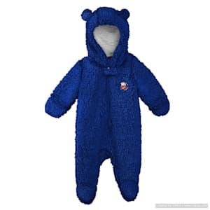 Adidas Teddy Fleece Bunting Pram - New York Islanders - Newborn