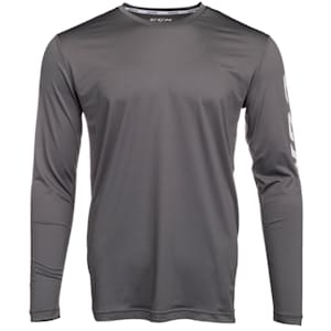 CCM Air Long Sleeve Performance Base Layer Top - Youth