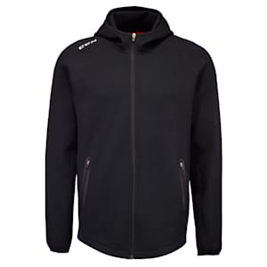CCM Premium Full Zip Hooded Fleece - Adult