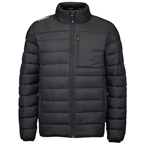 CCM Team Quilted Winter Jacket - Adult