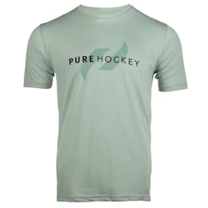 Pure Hockey Classic Tee 2.0 - Green - Adult