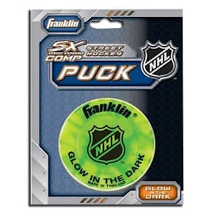 Franklin Glow In The Dark Street Hockey Puck