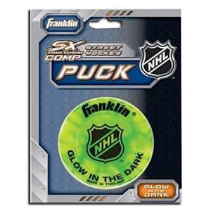 Franklin Glow In The Dark Street Hockey Puck