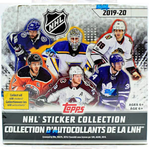 Topps 2019/2020 NHL Sticker Collector Album