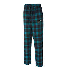 Parkway Flannel Pant - San Jose Sharks - Adult