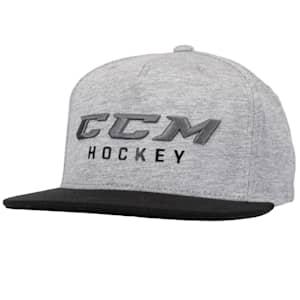 CCM Hockey Pop Flatbrim Adjustable Cap - Adult
