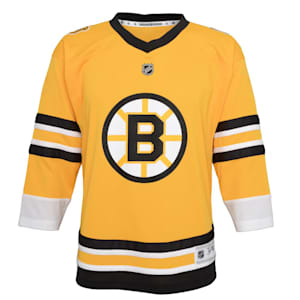 Adidas Boston Bruins Reverse Retro Replica Jersey - Youth