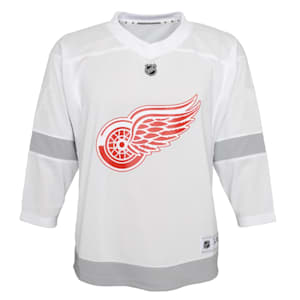 Adidas Detroit Red Wings Reverse Retro Replica Jersey - Youth
