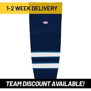 HS2100 Gamewear Hockey Socks - Winnipeg Jets - Senior