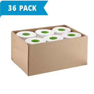 Renfrew Bulk White Cloth Tape 36-Pack