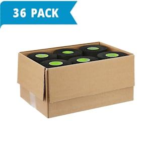 Renfrew Bulk Black Cloth Tape 36-Pack