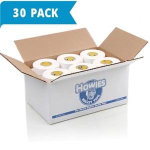 Howies Bulk White Tape 30-Pack