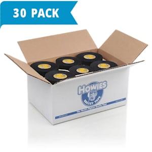 Howies Bulk Black Tape 30-Pack