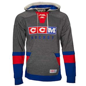 CCM Classic Jersey Fleece Hoodie - Adult