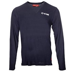 CCM Heritage Bottle Cap Long Sleeve Tee Shirt - Adult