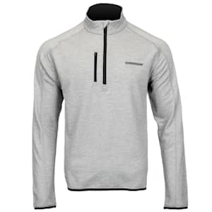Warrior 1/2 Zip Pullover - Adult