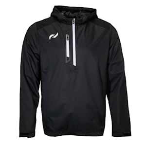 Pure Hockey 1/2 Zip Hooded Jacket - Adult