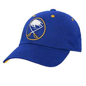 Adidas Team Slouch Adjustable Hat – Buffalo Sabres - Youth