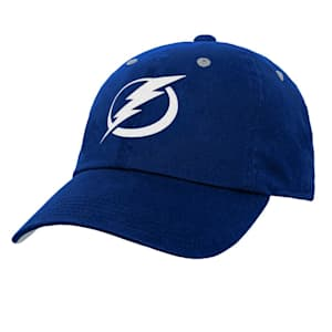 Outerstuff Team Slouch Adjustable Hat – Tampa Bay Lightning - Youth