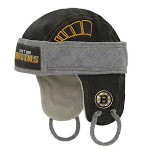 Adidas Kids Fleece Hockey Helmet – Boston Bruins - Youth