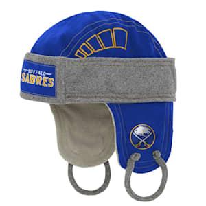 Adidas Kids Fleece Hockey Helmet – Buffalo Sabres - Youth