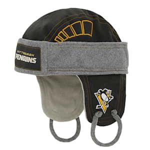 Adidas Kids Fleece Hockey Helmet – Pittsburgh Penguins - Youth