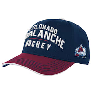Adidas Breakaway Structured Adjustable Hat – Colorado Avalanche - Youth