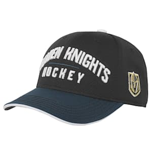 Adidas Breakaway Structured Adjustable Hat – Vegas Golden Knights - Youth