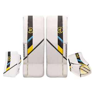 Warrior Ritual G5 Pro Goalie Equipment - Custom Design - Senior