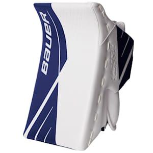 Bauer Supreme Ultrasonic Goalie Blocker - Pro Custom - Custom Design - Senior