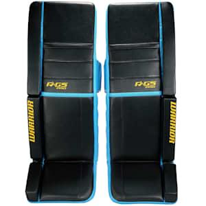 Warrior Ritual G5 Pro Classic Goalie Leg Pads - Custom Design - Senior
