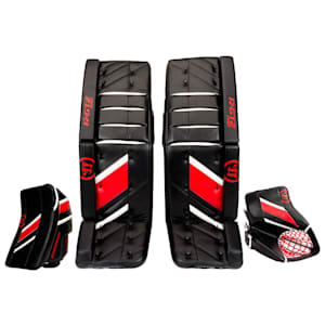 Warrior Ritual GT2 Pro Goalie Equipment - Custom Design - Senior