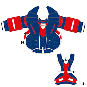 Bauer Pro Series Goalie Chest Protector - Custom Design - Senior