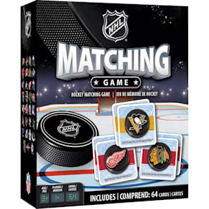 MasterPieces NHL Matching Game