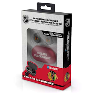 Prime Brands NHL True Wireless Earbuds