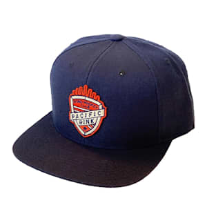 Pacific Rink Pond Hockey Club Snapback Cap - Adult