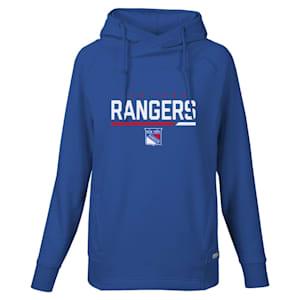 Levelwear Cut Off Frolic Women's Hoodie - New York Rangers - Womens