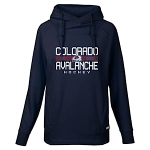 Levelwear Dugout Frolic Hoodie - Colorado Avalanche - Womens