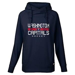Levelwear Dugout Frolic Hoodie - Washington Capitals - Womens