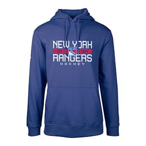 Levelwear Dugout Podium Hoodie - New York Rangers - Adult