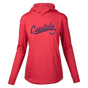Levelwear First Edition Vivid Hoodie - Washington Capitals - Womens