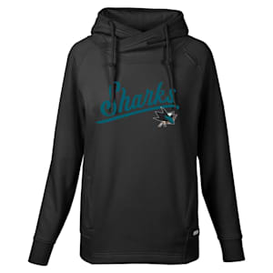 Levelwear First Edition Frolic Hoodie - San Jose Sharks - Womens