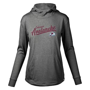 Levelwear First Edition Vivid Hoodie - Colorado Avalanche - Womens