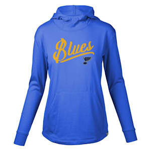 Levelwear First Edition Vivid Hoodie - St. Louis Blues - Womens