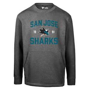Levelwear Fundamental Alliance Sweatshirt - San Jose Sharks - Adult