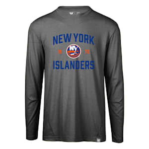 Levelwear Fundamental Thrive Long Sleeve Tee Shirt - New York Islanders - Adult