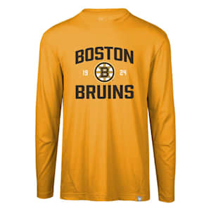 Levelwear Fundamental Thrive Long Sleeve Tee Shirt - Boston Bruins - Adult