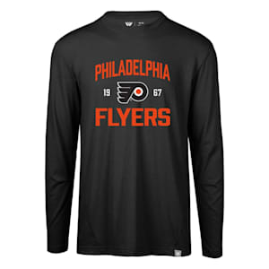 Levelwear Fundamental Thrive Long Sleeve Tee Shirt - Philadelphia Flyers - Adult