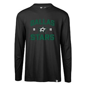 Levelwear Fundamental Thrive Long Sleeve Tee Shirt - Dallas Stars - Adult